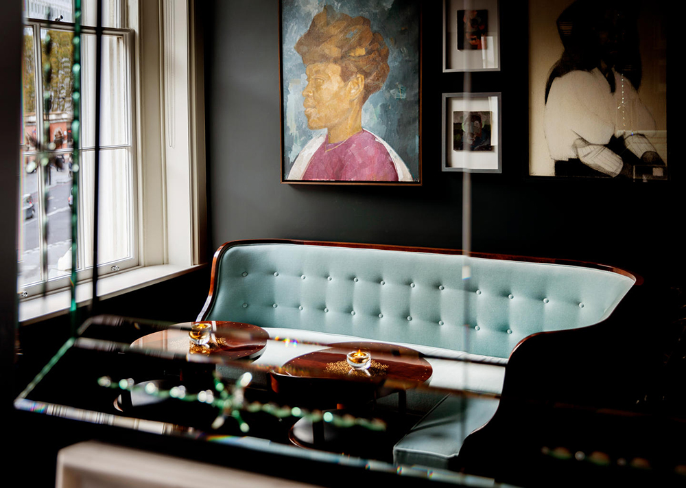 GREAT NORTHERN HOTEL (Anthracite Martini Bar)