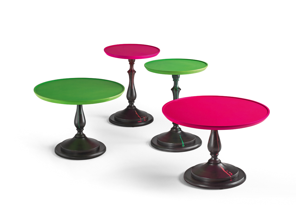 F*1 Lamp/Cocktail table - 6711/6712