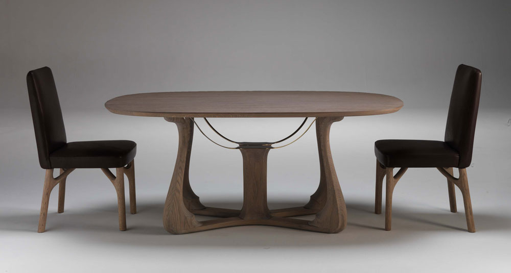 Arpa (oval table) 6104